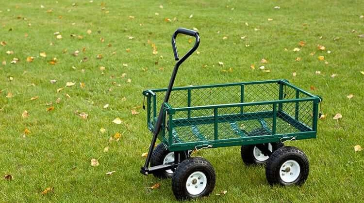 The 7 Best Garden Carts For Easy Heavy Lifting